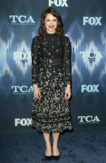CONOR LESLIE at Fox All-star Party at 2017 Winter TCA Tour in Pasadena 01/11/2017
