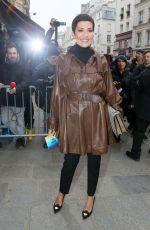 CRISTINA CORDULA at Jean-paul Gaultier Fashion Show at Pais Fashion Week 01/25/2017
