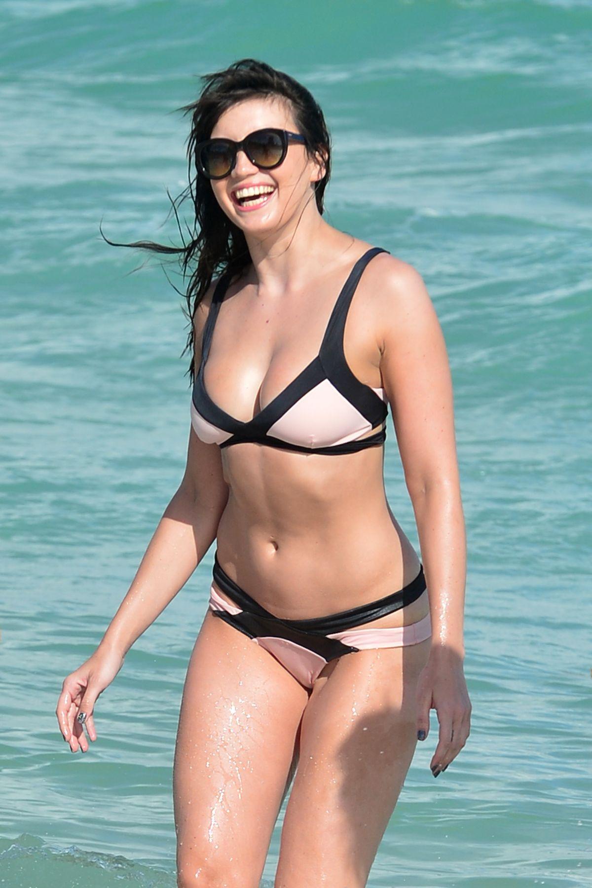 Daisy lowe bikini