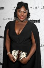 DANIELLE BROOKS at Entertainment Weekly Celebration of SAG Award Nominees in Los Angeles 01/28/2017