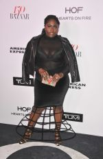 DANIELLE BROOKS at Harper's Bazaar 150 Most Fashionable Women Party in Hollywood 01/27/2017