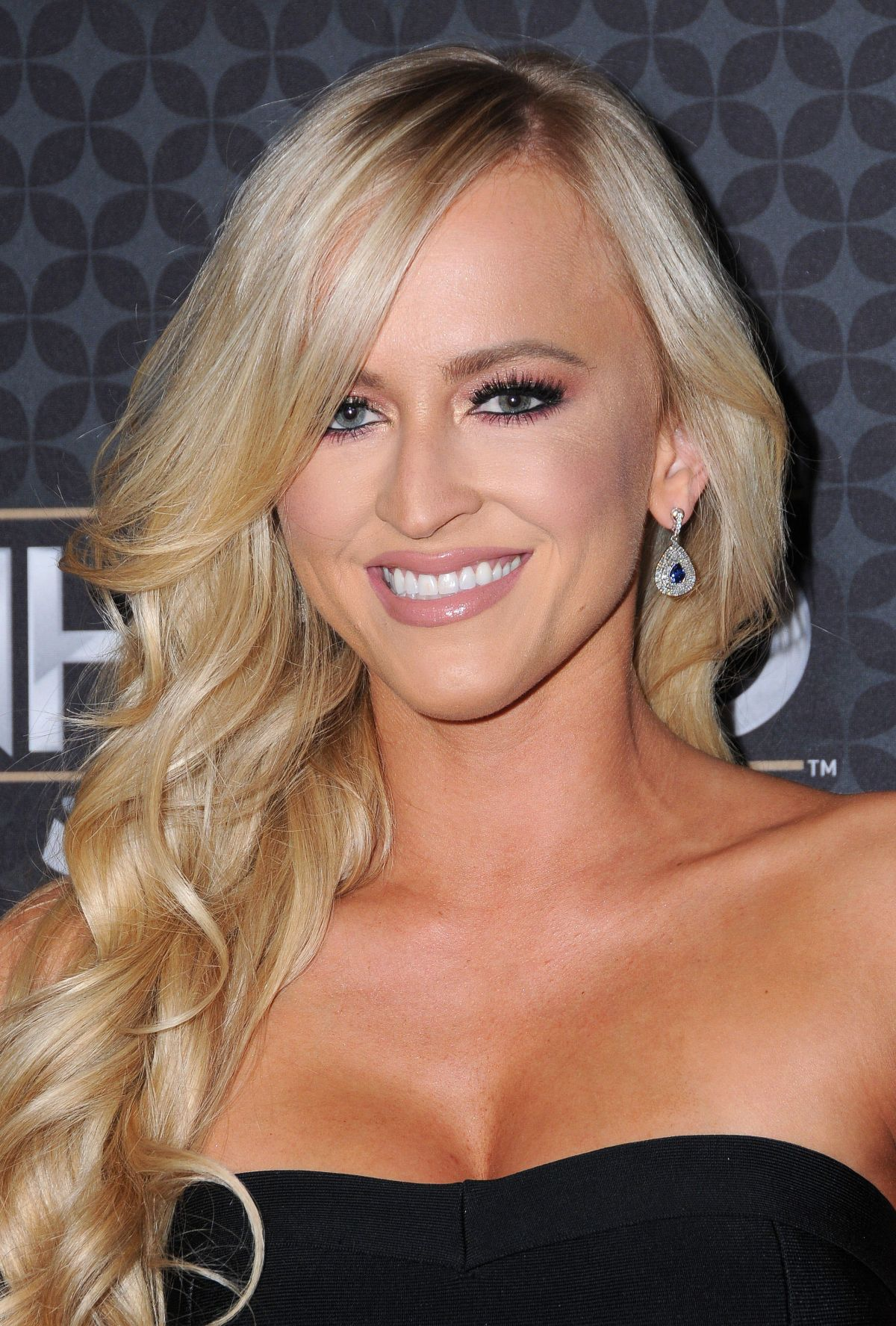 DANIELLE MOINET at NHL 100 Presented by Geico at Microsoft