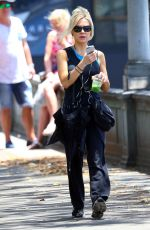 DANIELLE SPENCER Out and About in Sydney 12/31/2016