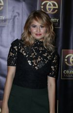 DEBBY RYAN at Celebrity Experience Winter 2017 in Universal City 01/08/2017