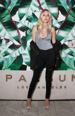 DELILAH HAMLIN at L.A. Hearts + Pacsun Celebrate 2017 Spring Swimwear Collection 01/25/2017