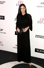 DEMI MOORE at Harper's Bazaar 150 Most Fashionable Women Party in Hollywood 01/27/2017