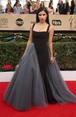 DIANE GUERRERO at 23rd Annual Screen Actors Guild Awards in Los Angeles 01/29/2017