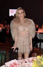 DIANE KRUGER at Sidaction Gala Dinner 2017 in Paris 01/26/2017
