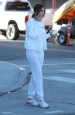 EIZA GONZALEZ Out and About in West Hollywood 01/27/2017