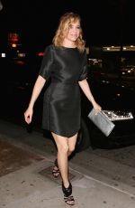ELIZABETH BANKS at Delilah in West Hollywood 01/08/2017