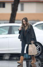 ELIZABETH OLSEN Out Shoping in Los Angeles 01/23/2017