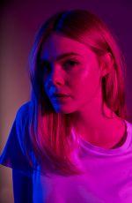 ELLE FANNING - Deadline & Music Lodge Photoshoots at 2017 Sundance Film Festival 01/23/2017