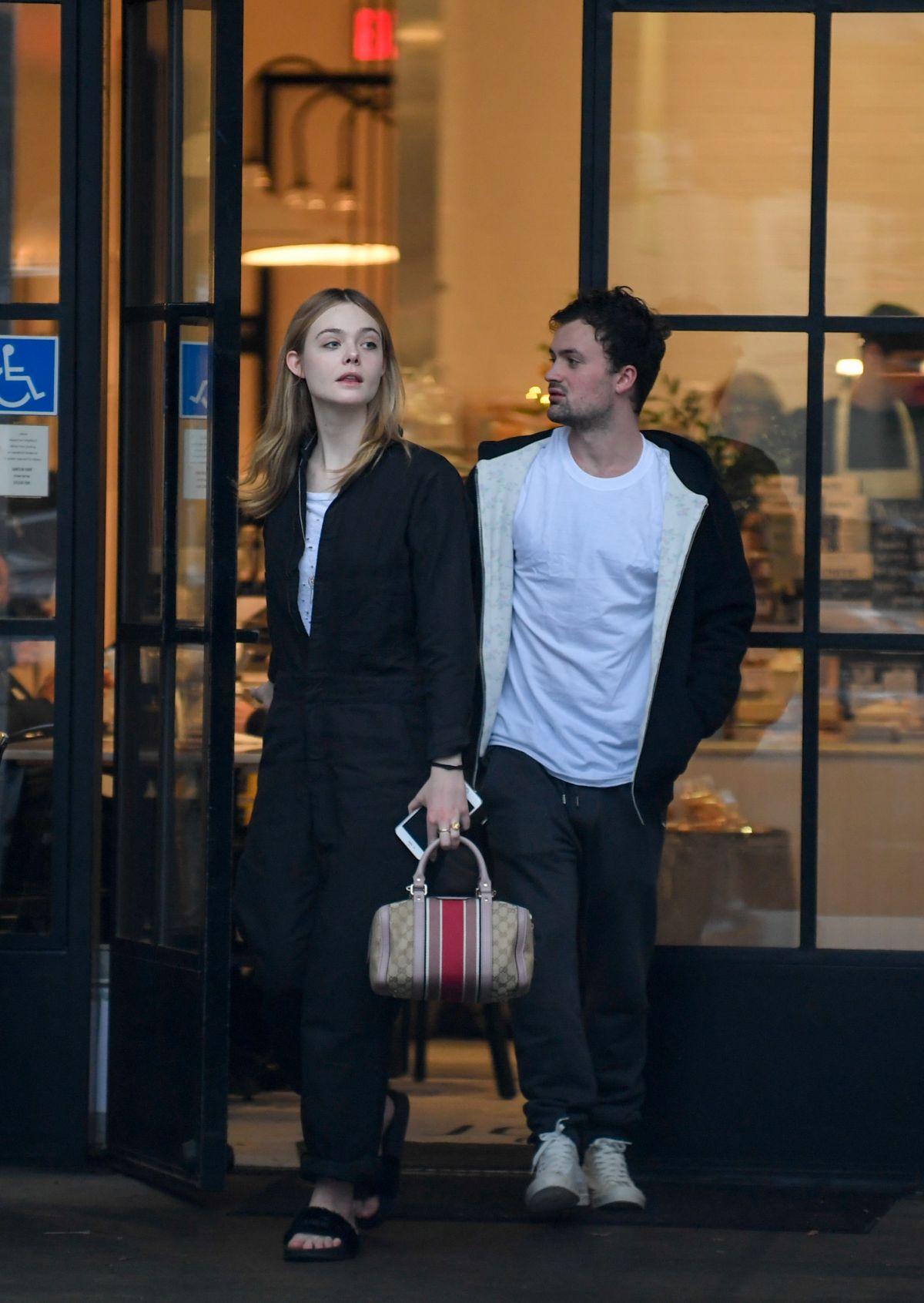 Bethany Joy Lenz Boyfriend Awesome elle fanning and boyfriend dylan beck out in studio city 12/31