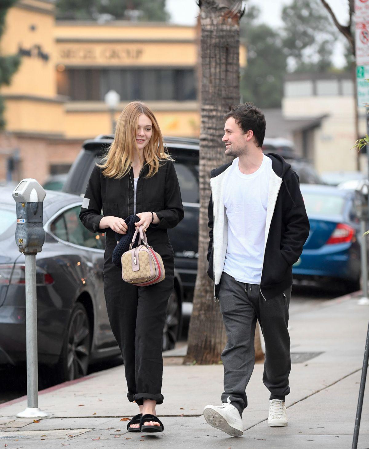 Bethany Joy Lenz Boyfriend Good elle fanning and boyfriend dylan beck out in studio city 12/31