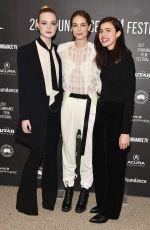 "ELLE FANNING at Sidney Hall"" Party at Acura Studio at Sundance Film Festival 01/25/2017"