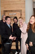 ELLE FANNING at Variety Studio at 2017 Sundance Film Festival 01/23/2017