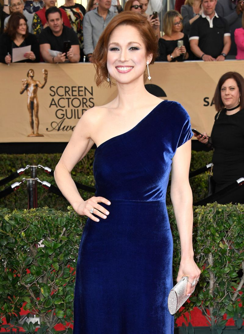 ELLIE KEMPER at 23rd Annual Screen Actors Guild Awards in Los Angeles 01/29/2017