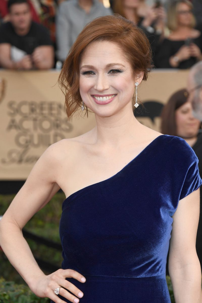 Ellie Kemper Nude Photos 90