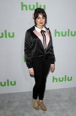 EMILY BARCLAY at Hulu's Winter TCA 2017 in Los Angeles 01/07/2017