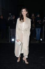 EMILY RATAJKOWSKI Arrives at Juventus Party in Milan 01/16/2017