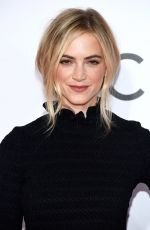 EMILY WICKERSHAM at 43rd Annual People's Choice Awards in Los Angeles 01/18/2017