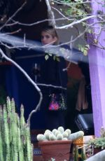 EMMA ROBERTS at Memorial Service of Debbie Reynolds and Carrie Fisher in Los Angeles 01/05/2017