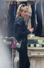 EMMA ROBERTS Out Shopping in Beverly Hills 01/05/2017