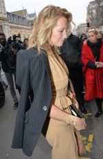 ESTELLE LEFEBURE at Jean-paul Gaultier Fashion Show at Pais Fashion Week 01/25/2017