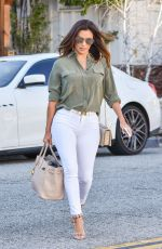EVA LONGORIA Out and About in Los Angeles 01/25/2017