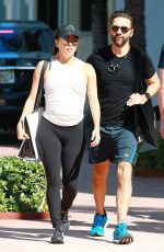 EVA LONGORIA Out and About in Miami 01/19/2017