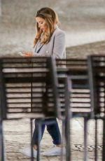 EVA LONGORIA Out and About in Zurich 01/07/2017