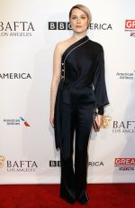 EVAN RACHEL WOOD at Bafta Tea Party in Los Angeles 01/07/2017