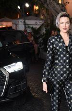 EVAN RACHEL WOOD at W Magazine Celebrates Best Performances Portfolio & Golden Globes with Audi in West Hollywood 01/05/2017
