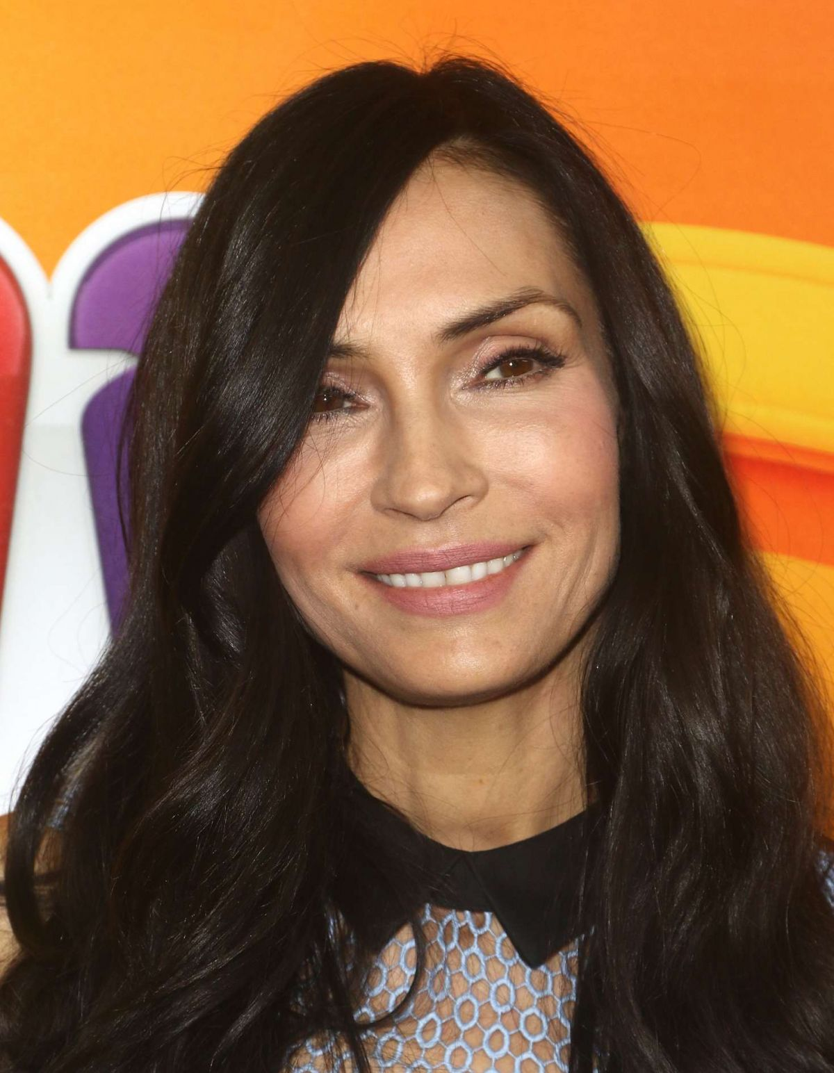 FAMKE JANSSEN at NBC/Universal 2017 Winter TCA Press Tour ...