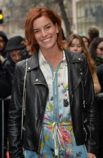 FAUVE HAUTOT at Jean-paul Gaultier Fashion Show at Pais Fashion Week 01/25/2017
