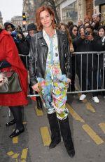 FAUVE HAUTOT at Jean-paul Gaultier Fashion Show at Pais Fashion Week 01/25/2017