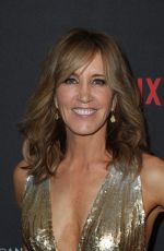 FELICITY HUFFMAN at Weinstein Company and Netflix Golden Globe Party in Beverly Hills 01/08/2017
