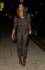 GABRIELLE UNION at Nice Guy in Los Angeles 01/05/2017