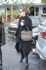 GAL GADOT Out and About in West Hollywood 01/23/2017