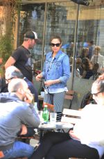 GAL GADOT Out in Israel 01/01/2017