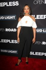 GARCELLE BEAUVAIS at 'Sleepless' Premiere in Los Angeles 01/05/2017