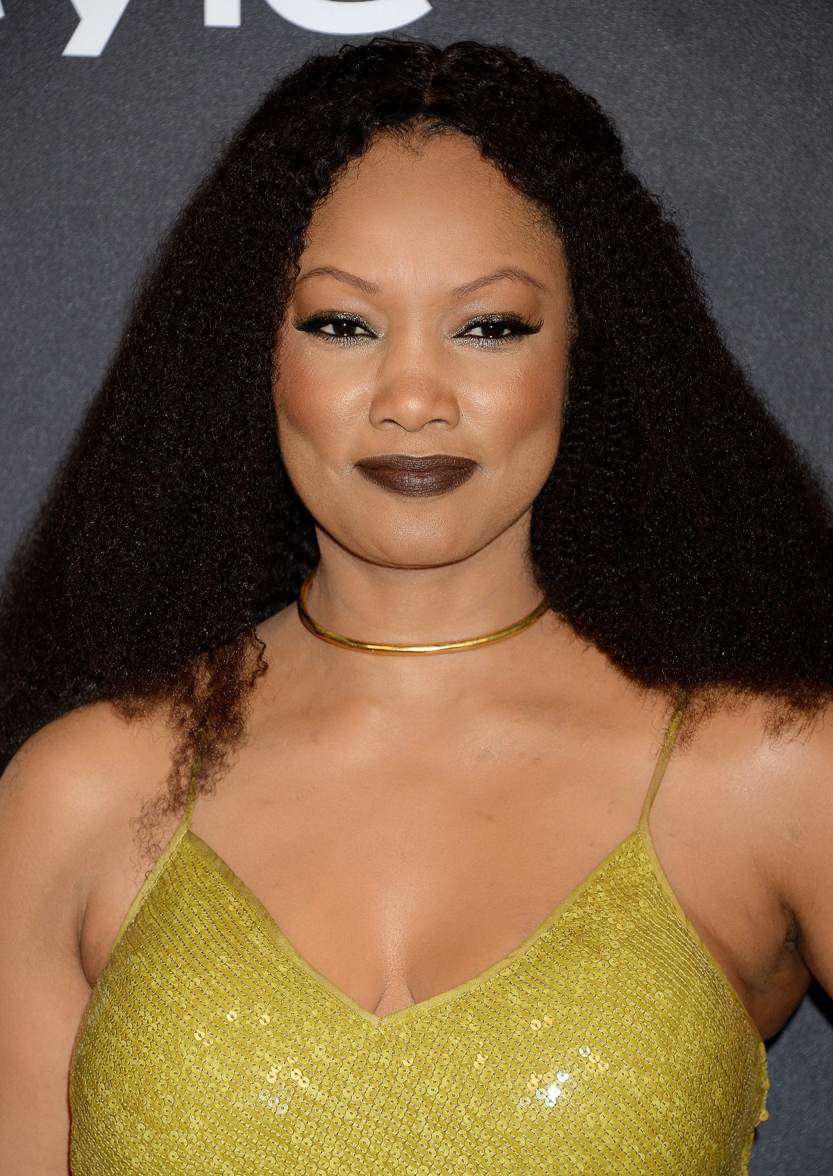 GARCELLE BEAUVAIS at Warner Bros. Pictures & Instyle's 18th Annual Golden Globes Party in Beverly Hills 01/08/2017