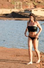 GEMMA ATKINSON in Bikini Gets Dirty in Cape Verde 10/19/2016