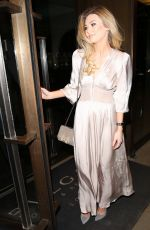 GEORGIA TOFFOLO at Glass Magazine 7th Anniversary Dinner in London 01/25/2017