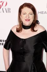 GLENDA BAILEY at Harper's Bazaar 150 Most Fashionable Women Party in Hollywood 01/27/2017