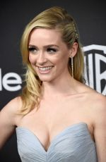 GREER GRAMMER at Warner Bros. Pictures & Instyle's 18th Annual Golden Globes Party in Beverly Hills 01/08/2017