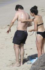 GRETA CARUSO in Bikini on the Beach in St. Barts 01/01/2016