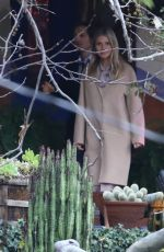 GWYNETH PALTROW at Memorial Service of Debbie Reynolds and Carrie Fisher in Los Angeles 01/05/2017