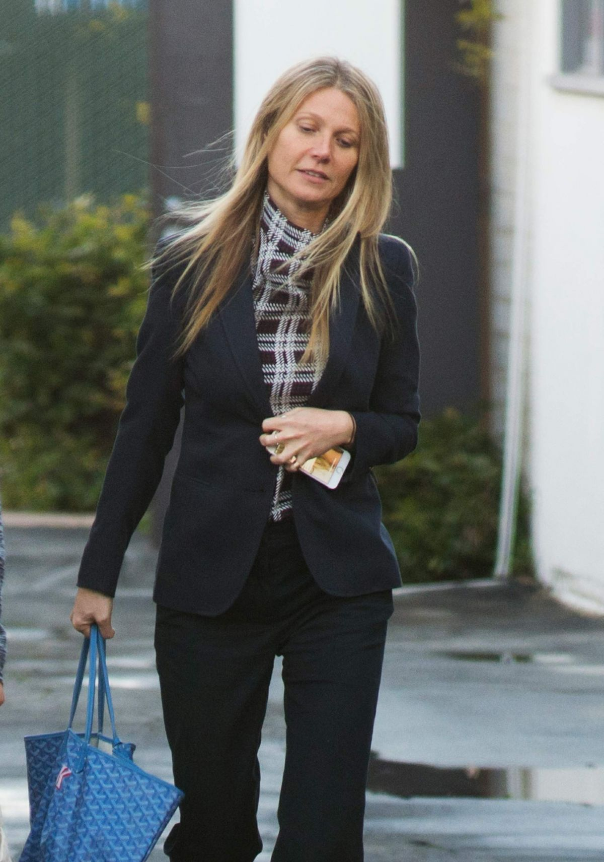 GWYNETH PALTROW Out and About in Los Angeles 01/22/2017