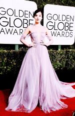 HAILEE STEINFELD at 74th Annual Golden Globe Awards in Beverly Hills 01/08/2017